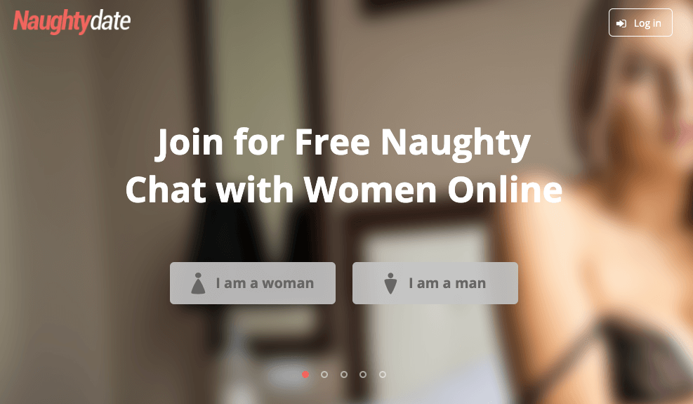naughty chat feature on naughtydate