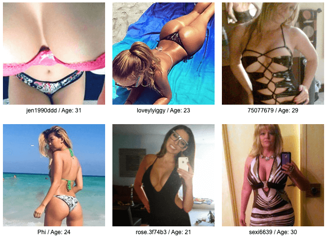 featured fling.com members