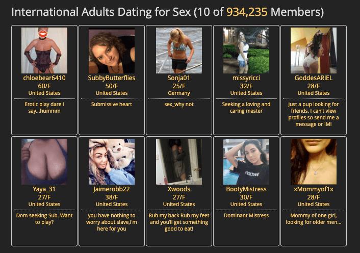 international members on alt com