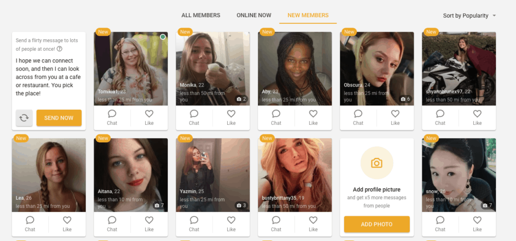 onenightfriend new members feed