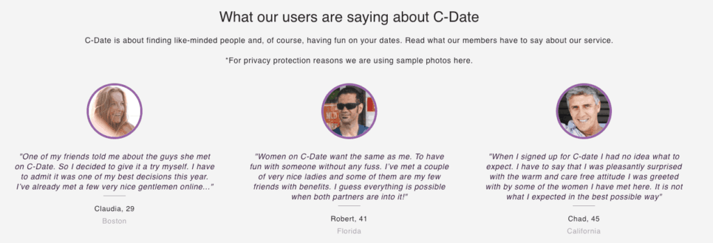 c-date site reviews