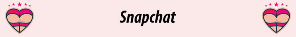 snapchat logo with pink background