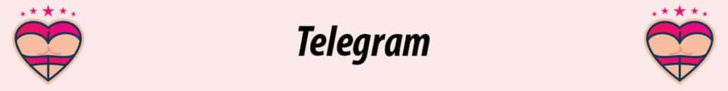 telegram logo in pink background