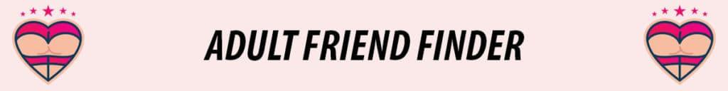 adult friend finder banner